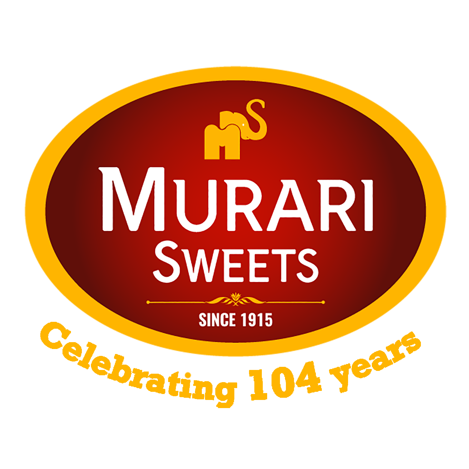 Best Sweets Shops in Kumbakonam | Famous Sweet Shops in Chennai | Murari Sweets Logo