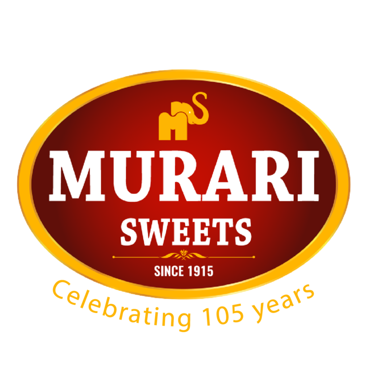 Best Sweets Shops in Kumbakonam | Famous Sweet Shops in Chennai | Murari Sweets Logo