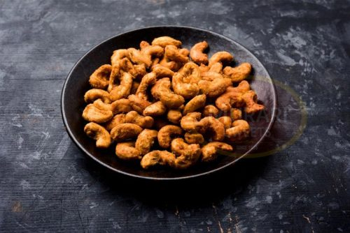 Cashew-Pakoda